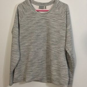 Athleta Sweat shirt w/thumbholes